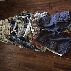 Young Men's Brand Name Shorts