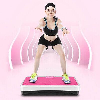 te Fitness OObest Vibrationstrainer Trainingsbänder Rosa deu (Rosa Platten)