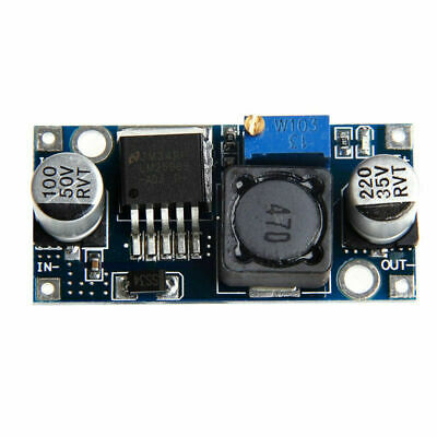 2pc Usa Lm2596s 3a Dc-dc Power Supply Buck Converter Adjustable Step Down Module