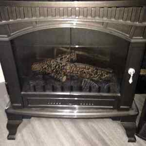 Electric Fireplace/Space Heater
