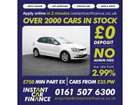 Volkswagen Polo 1.0 ( 60ps ) ( BMT ) ( s/s ) 2016MY Match