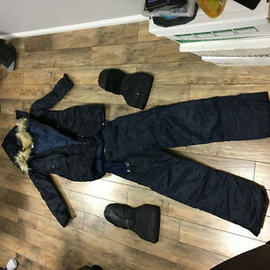 Brand new Goose down suits