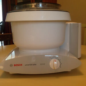 Bosch Universal Plus Mixer with Extra Accessories
