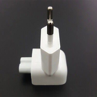 EU Wall Plug USB Charger AC Power Adapter For iPhone 5 6 iPad iPod mini Macbook
