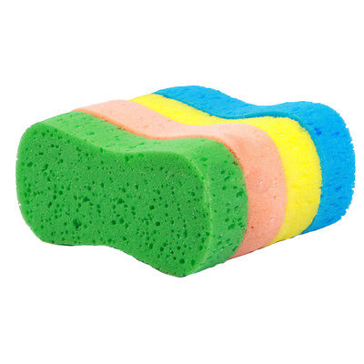 Practical Large Vacuum Compressed Auto Car Wash Sponge Washing Cleaning Tools