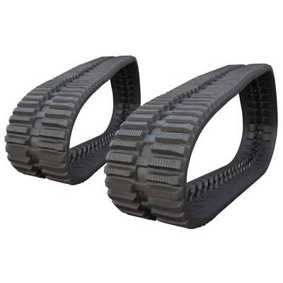 Pair Of Prowler Case 440ct At Tread Rubber Tracks - 400x86x50 - 16