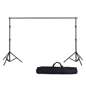 8.5feet x 10feet Photo Video Backdrop Kit with Crossbar - ON SAL