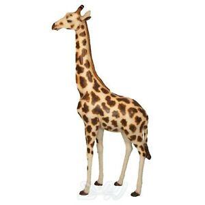 baby giraffe lebensgro 190 cm deko garten tier figur. Black Bedroom Furniture Sets. Home Design Ideas