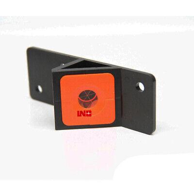 New Survey Prism Plastic Black Orange Monitor Prism For Total Station