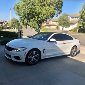 2014 BMW 435i XDrive M Sport 1&2 – NO ACCIDENT