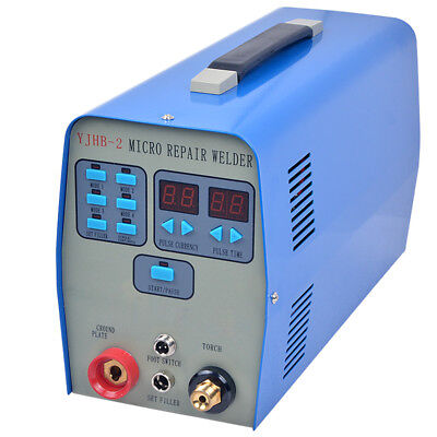 Yjhb-2 Micro Tig Repair Welder Resistance Welding Machine 0.2mm Thickness 220v