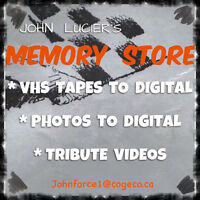 THE  MEMORY  STORE