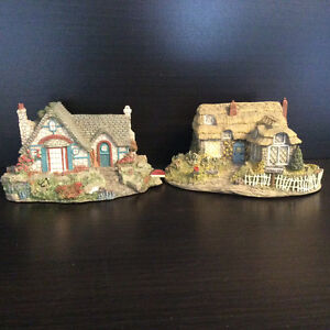 Thomas Kincade's Collectible Cottages!  Price: $3 each.