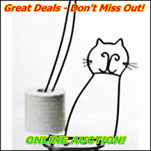 Various Bathroom Items! Check out the deals!