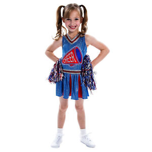2 Girls Cheerleader Costumes