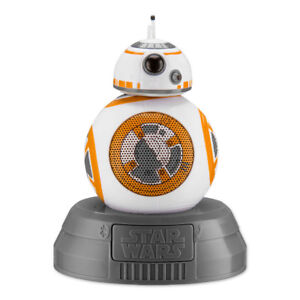 NEW: iHome Star Wars BB-8 Bluetooth Wireless Speaker
