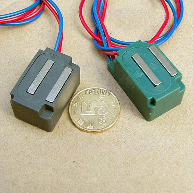 DC 6V 9V 12V 24V Solenoid Electromagnet Large Suction Micro Electric Magnet DIY