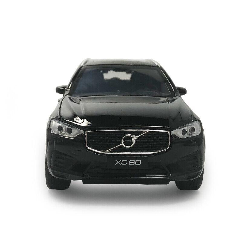 2019 Volvo Xc60: Volvo XC60 2019 Off-road SUV 1:32 Scale Model Car Diecast