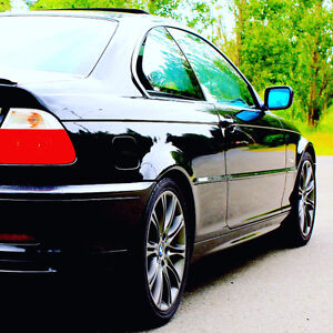2002 BMW 3-Series 325 ci Coupe (2 door)