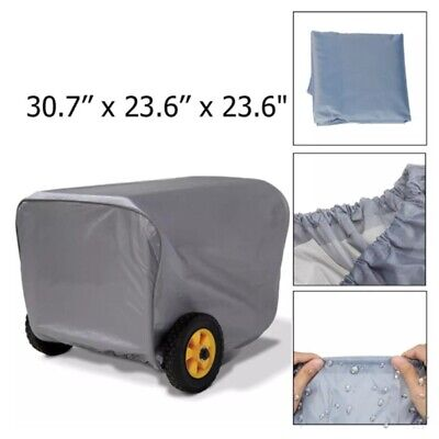 Generator Storage Cover Portable Weather-resist Outdoor Small Generator Cover
