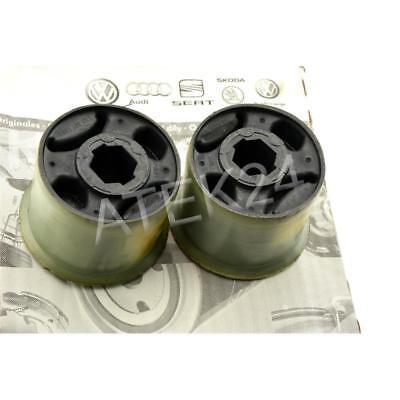 2x Querlenkerbuchse verstärkt Vorderachse beidseitig original VW 1K0 407 183 E