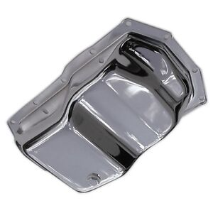 Wanted: chrome oil pan