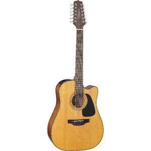 Takamine G series 12 String Electric/Acoustic Guitar