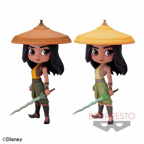 Disney Characters Q Posket The Last Dragon Raya figure Banpresto