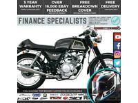 AJS Cadwell EFI 125cc Retro Cafe Racer Brand NEW FINANCE & DELIVERY