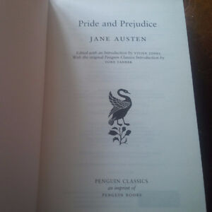 Two Books: Pride and Prejudice and Jane Eyre Kitchener / Waterloo Kitchener Area image 3