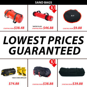 Boxing Mma Strength Equipment Bag Sand Bags Cross Training