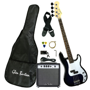 Bass (Brand New) $159 and Bass Outfits (Amp & Accessories)