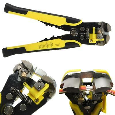 New Automatic Professional Wire Striper Stripper Crimper Plier Terminal Tool -qn