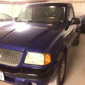 2003 Ford Ranger Edge Truck Kitchener / Waterloo Kitchener Area image 5