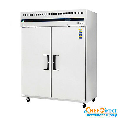 Everest Eswf2 59 Two Door Reach-in Freezer
