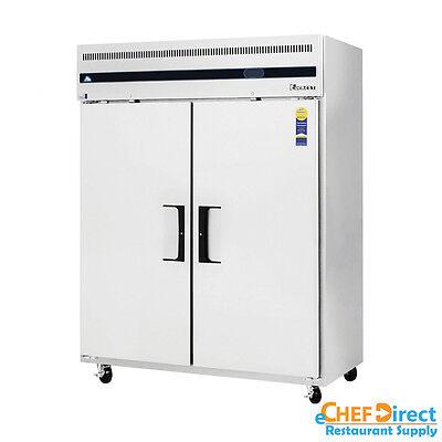 Everest Eswf2 59 Two Door Reach-in Freezer