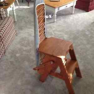 Jefferson Chair / Ironing Board