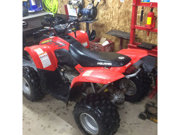 Used 2005 Polaris phoenix