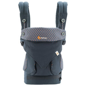 BNIB Baby Carrier Ergobaby Four position 360 with Box and Manual