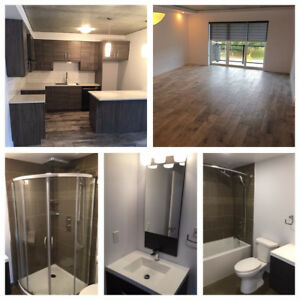 2BR/2BATH in Secure New Sudbury Building