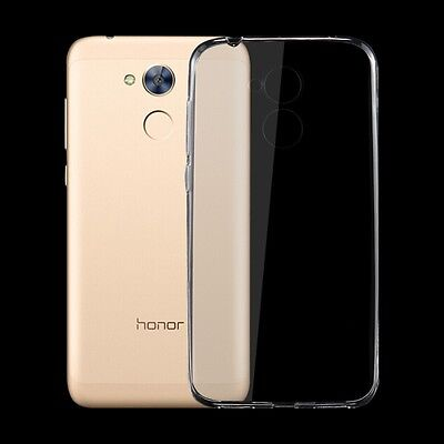 Silikoncase Transparent 0,3 mm Ultradünn Hülle für Huawei Honor 6A Tasche Cover
