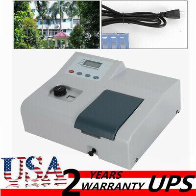 Spectrometer Digital Display Spectrophotometer Laboratory Analytical Equipment