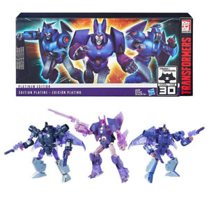 Transformers 2016 Platinum Edition Cyclonus Scourge Sweep