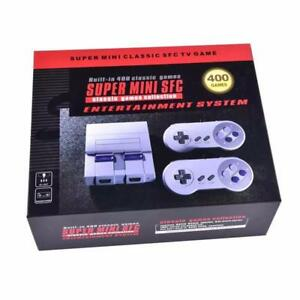 (Save 60% until Dec1 2K17)Super Mini Nes 400 Classic Games! Free Shipping!!