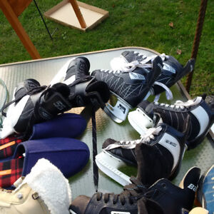 Various Children's Skates $10 and $35 Pricing