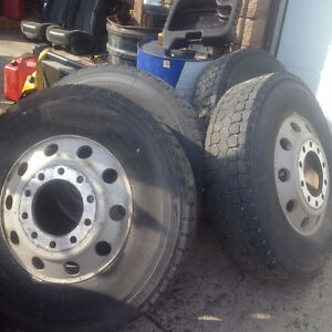 International Parts and wheels/tires