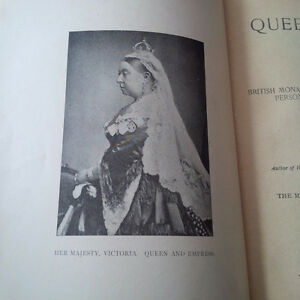 Queen Victoria Her Life and Reign, 1896, Illustrated Kitchener / Waterloo Kitchener Area image 3