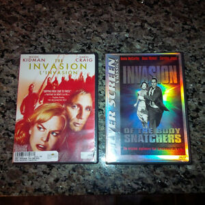 Body Snatchers DVDs