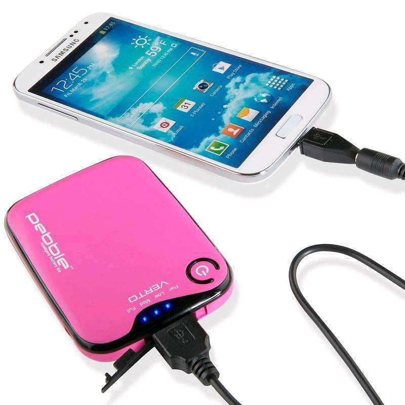 Veho Pebble Verto Pro 3,700mAh Portable Power Bank
