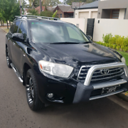 2009 Toyota Kluger Grande AWD Magill Campbelltown Area Preview